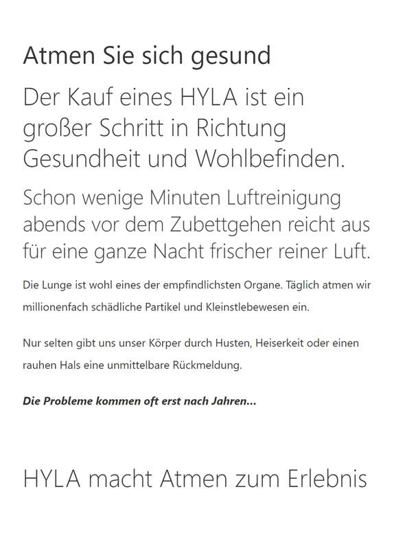 Luftreinigung in Rheinland-Pfalz