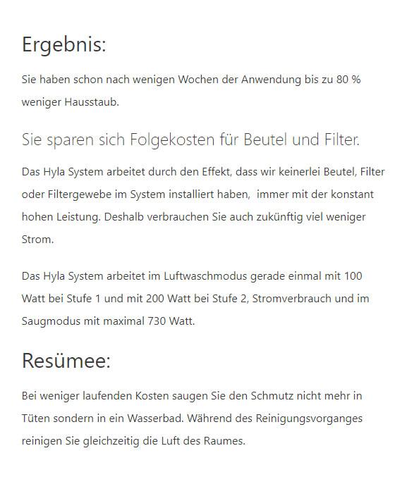 hyla_staubsauger für 56220 Urmitz - Rheintal, Sankt Sebastian oder Kaltenengers